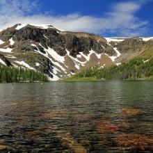 WINNER! Glacier Lake