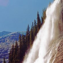 Waterton Park Falls