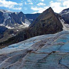 WINNER! Mummery Glacier